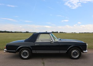 1969 Mercedes-Benz 208 SL Pagoda SOLD by Auction