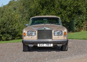 1979 Rolls-Royce Silver Shadow II For Sale by Auction