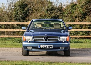 1990 Mercedes-Benz 420 SEC For Sale by Auction