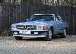 1983 Mercedes-Benz 380 SL For Sale by Auction