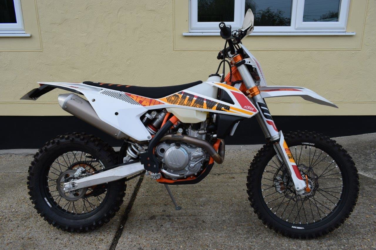 KTM 500 EXC-F 2017 6-Days  SOLD (picture 1 of 6)