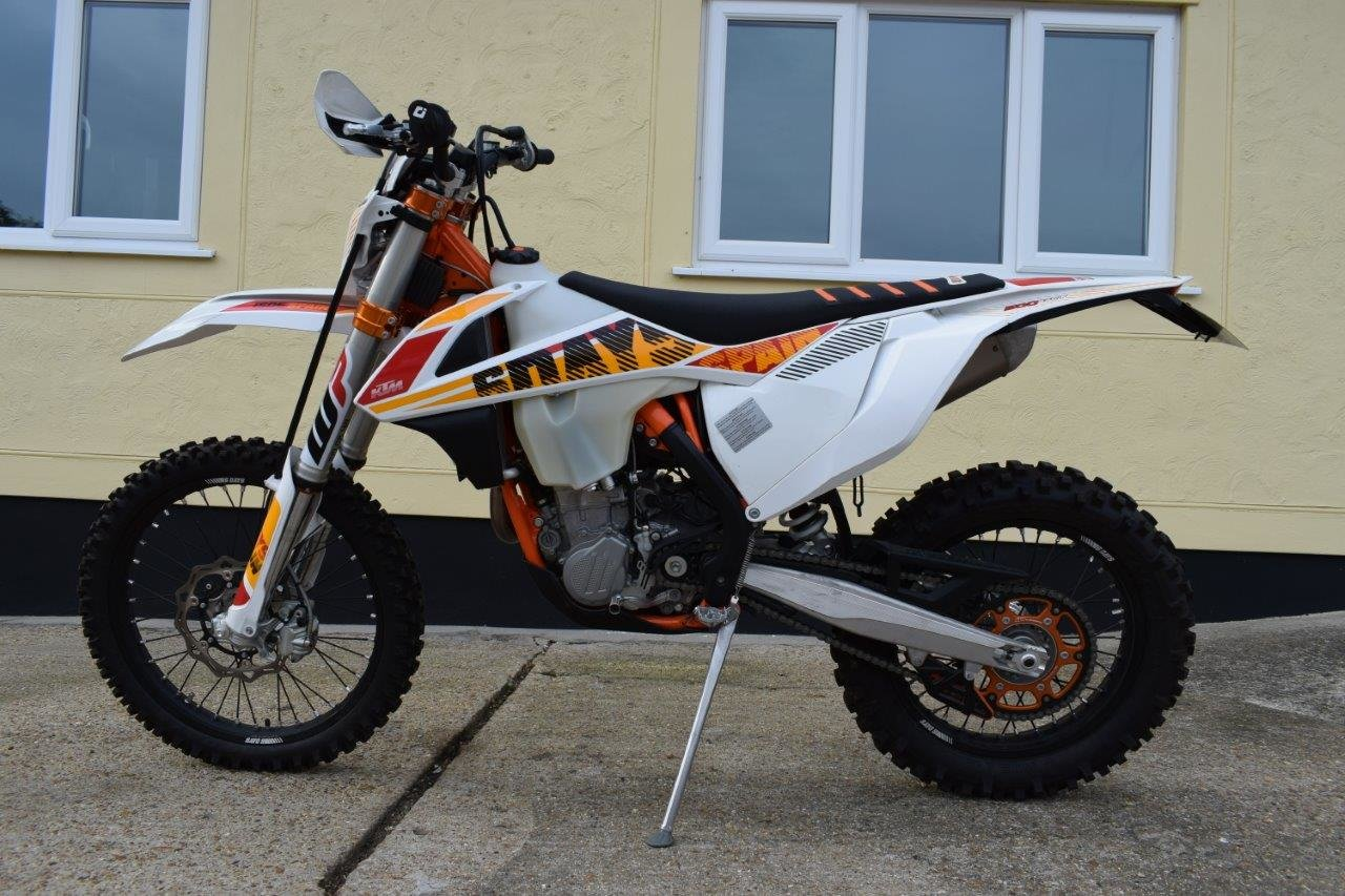 KTM 500 EXC-F 2017 6-Days  SOLD (picture 2 of 6)