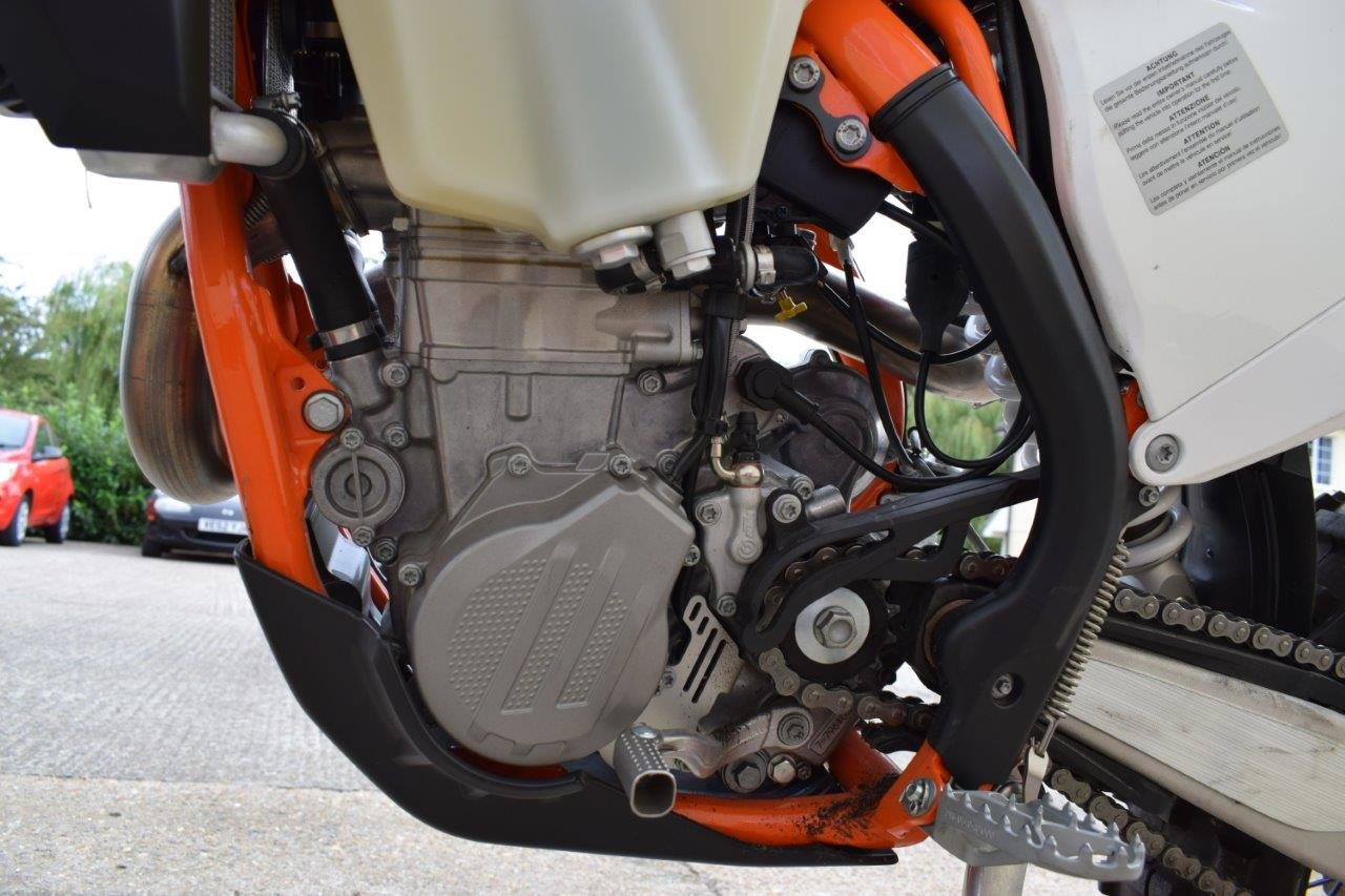 KTM 500 EXC-F 2017 6-Days  SOLD (picture 4 of 6)