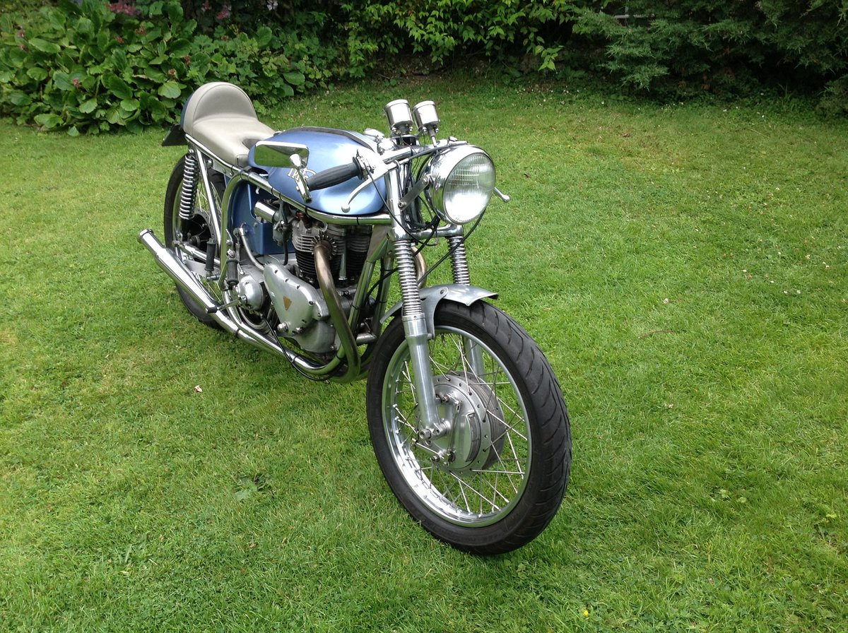 1957 Triton cafe racer For Sale (picture 3 of 6)