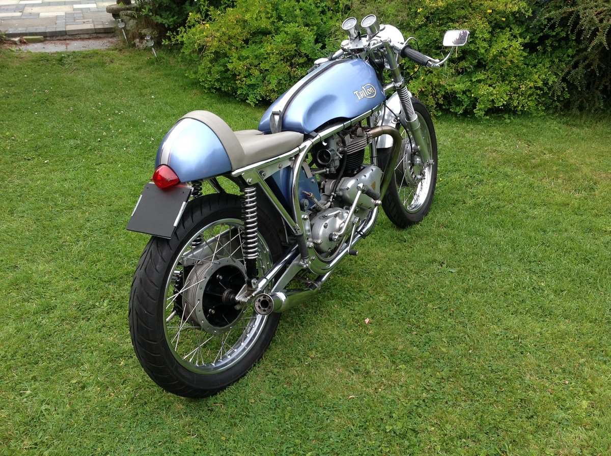 1957 Triton cafe racer For Sale (picture 5 of 6)