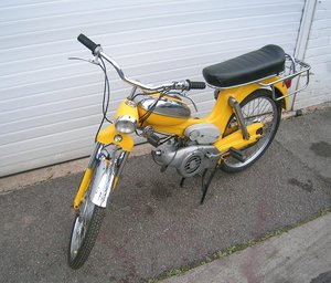1973 Puch Moped Vintage Bike For Sale