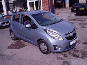 Picture of 2011 CHEVROLET SPARK 5 DOOR 995cc. £30 tax SOLD