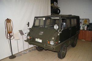 1971 STEYR PUCH 700 For Sale