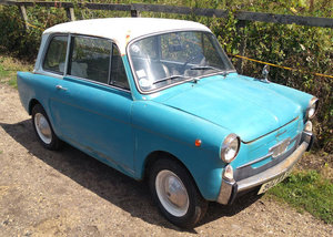 1966 AUTOBIANCHI BIANCHA For Sale by Auction