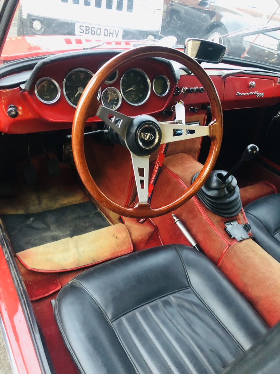 1962 Innocenti 950 Spider - excellent value for money  For Sale (picture 6 of 6)