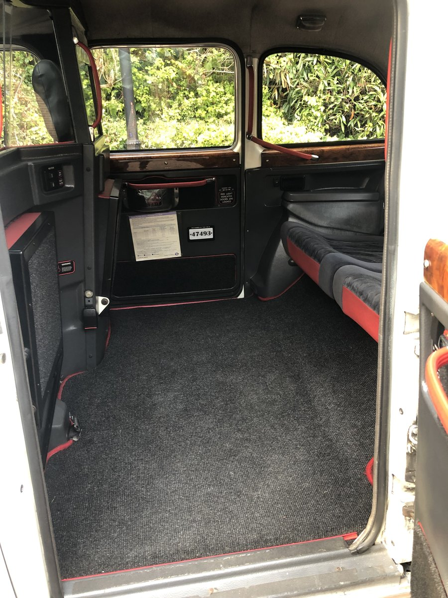 1997 Fairway LTI London Taxi For Sale (picture 3 of 6)