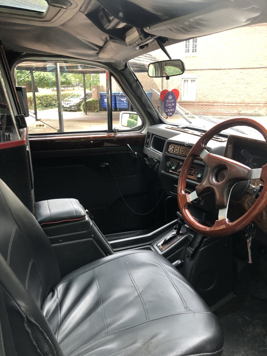 1997 Fairway LTI London Taxi For Sale (picture 4 of 6)