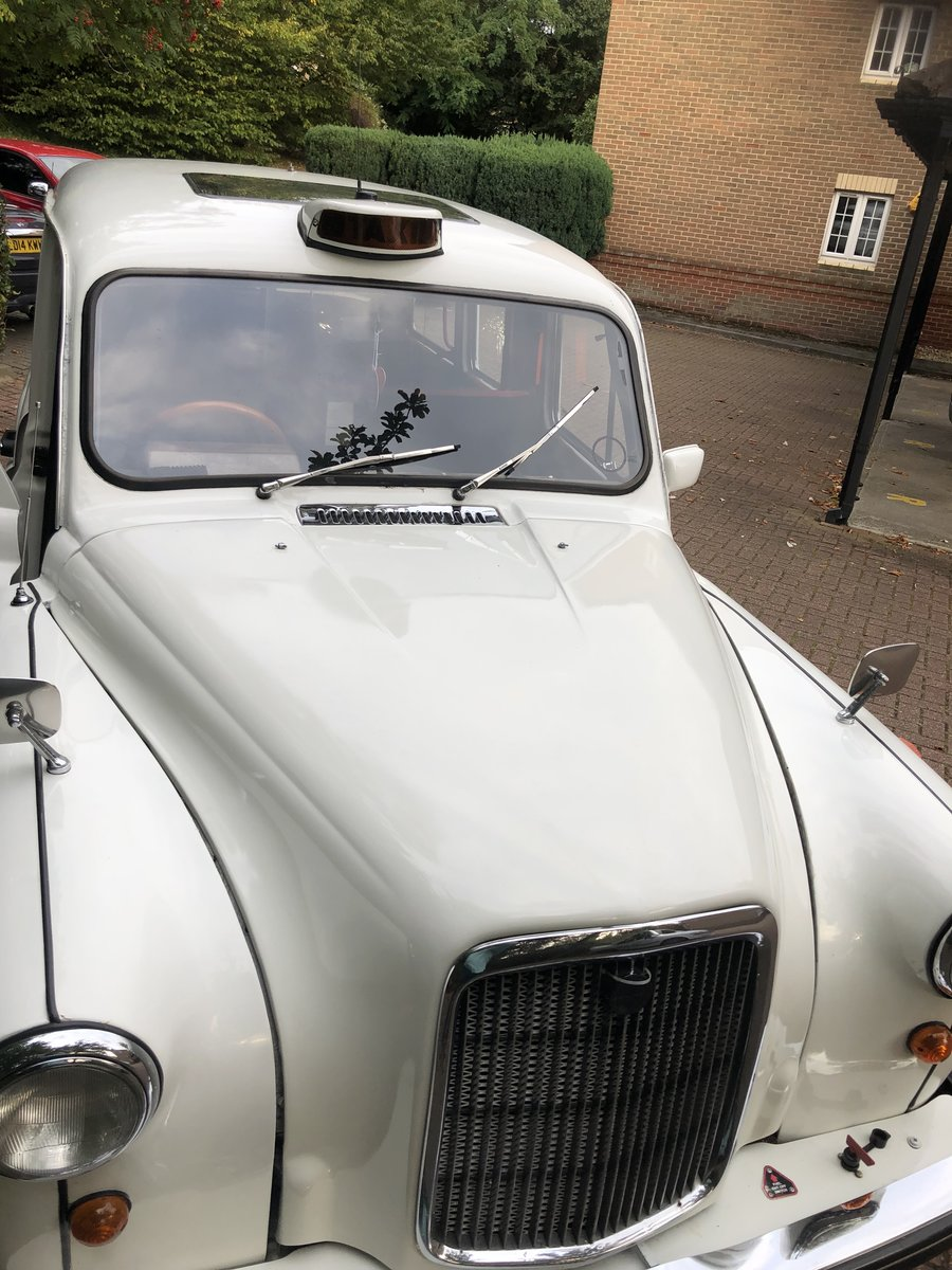 1997 Fairway LTI London Taxi For Sale (picture 6 of 6)