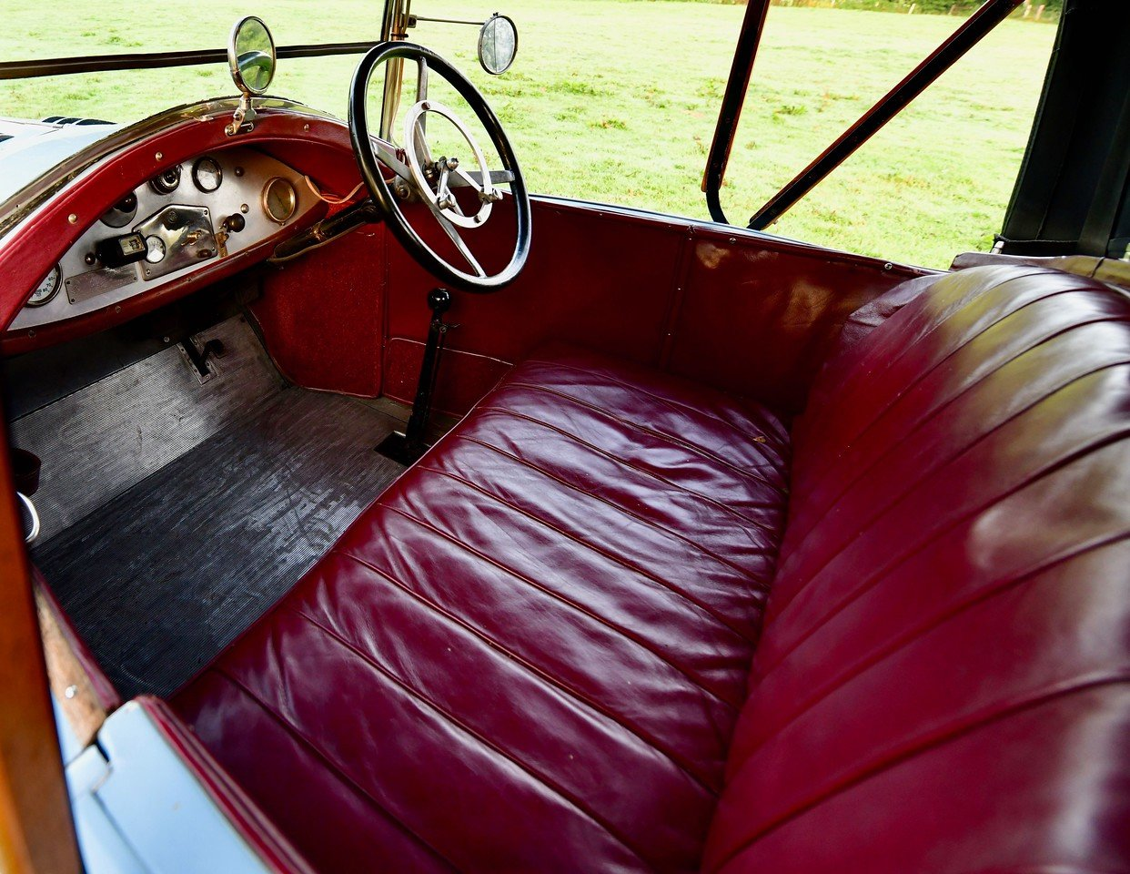1923 Crossley 19.6hp Drophead Coupe with Dickey For Sale (picture 4 of 6)