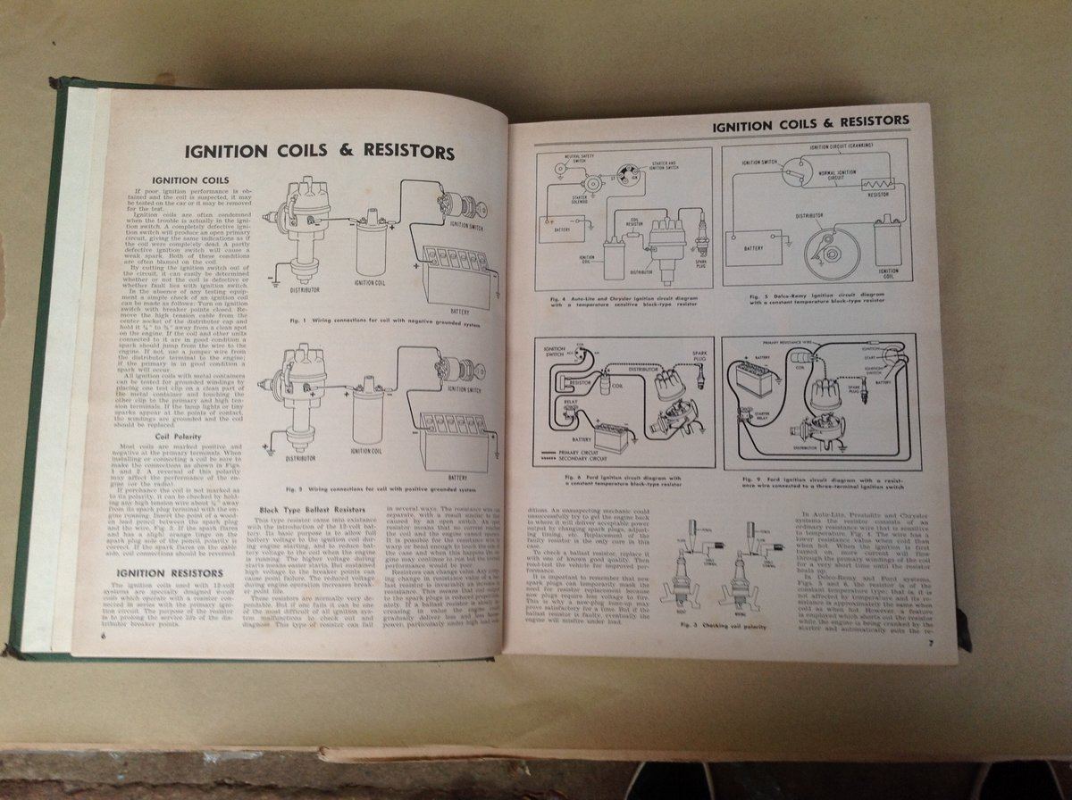 Motors Truck Repair Manual 23rd edition 1970  For Sale (picture 2 of 4)