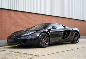 2013 McLaren MP4-12C For Sale In London (LHD)