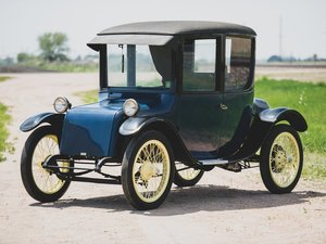1916 Milburn Electric Model 15 Light Coupe  For Sale by Auction