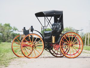 1908 Holsman No. 5 High-Wheel Runabout  For Sale by Auction