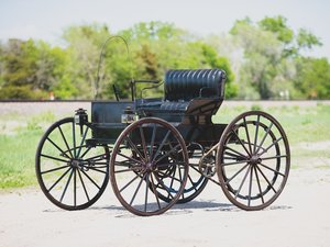 1907 Holsman Model 3 High-Wheel Runabout  For Sale by Auction
