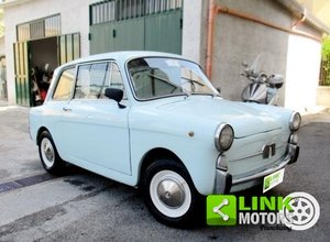 "Autobianchi Bianchina Berlina ""D"" (1963) For Sale"
