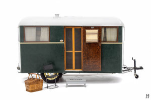 1934 Covered Wagon Camping Trailer For Sale