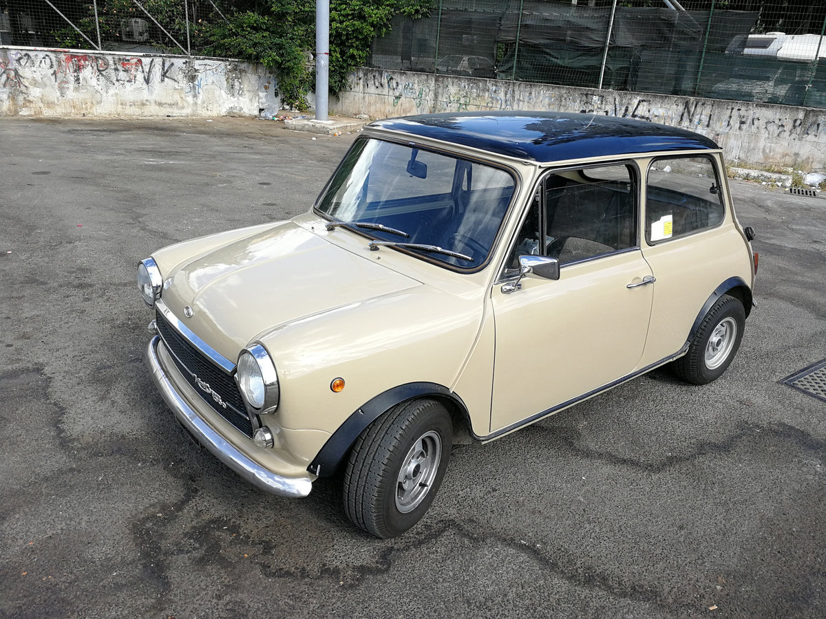 1972 Innocenti Mini Cooper 1300 For Sale (picture 1 of 6)