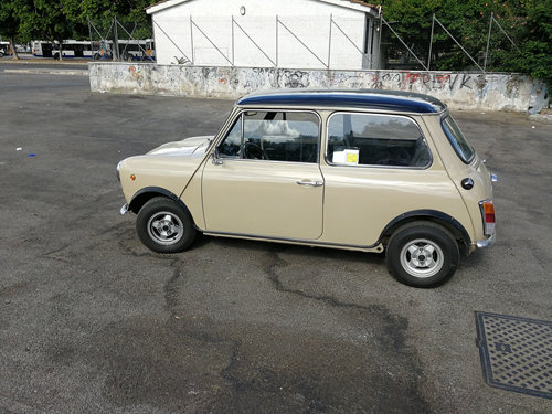 1972 Innocenti Mini Cooper 1300 For Sale (picture 2 of 6)
