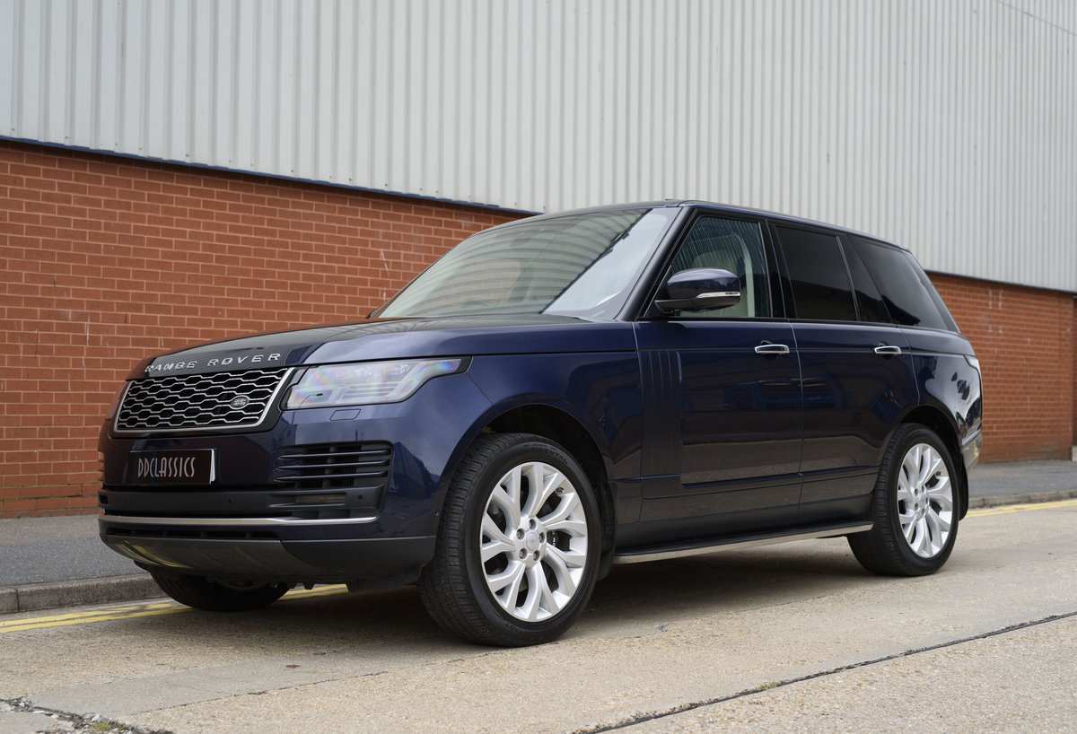 2018 Range Rover Vogue SE SDV8 4.4l (RHD) For Sale (picture 1 of 24)