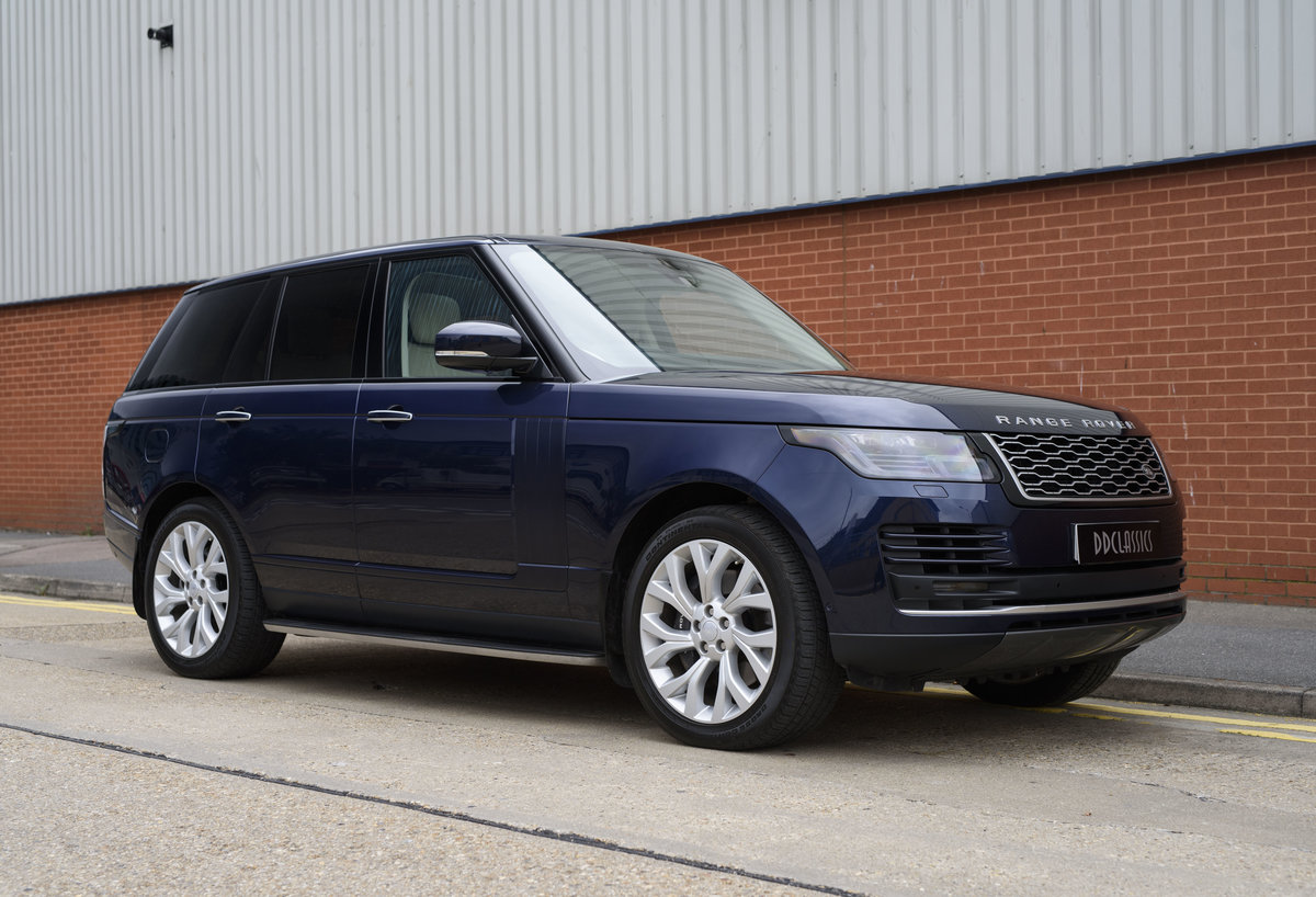 2018 Range Rover Vogue SE SDV8 4.4l (RHD) For Sale (picture 2 of 24)