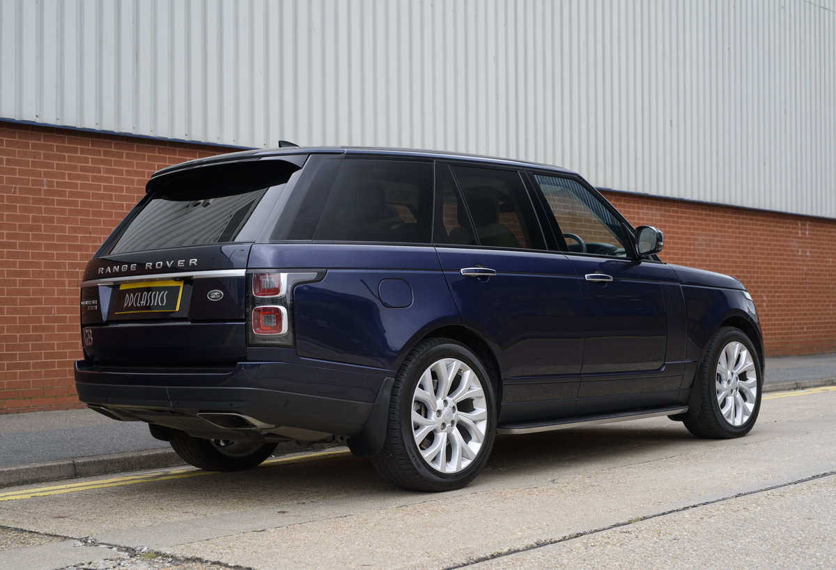 2018 Range Rover Vogue SE SDV8 4.4l (RHD) For Sale (picture 3 of 24)