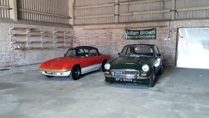 Classic & Modern Car Storage Lincolnshire Motor Cycle e.t.c.