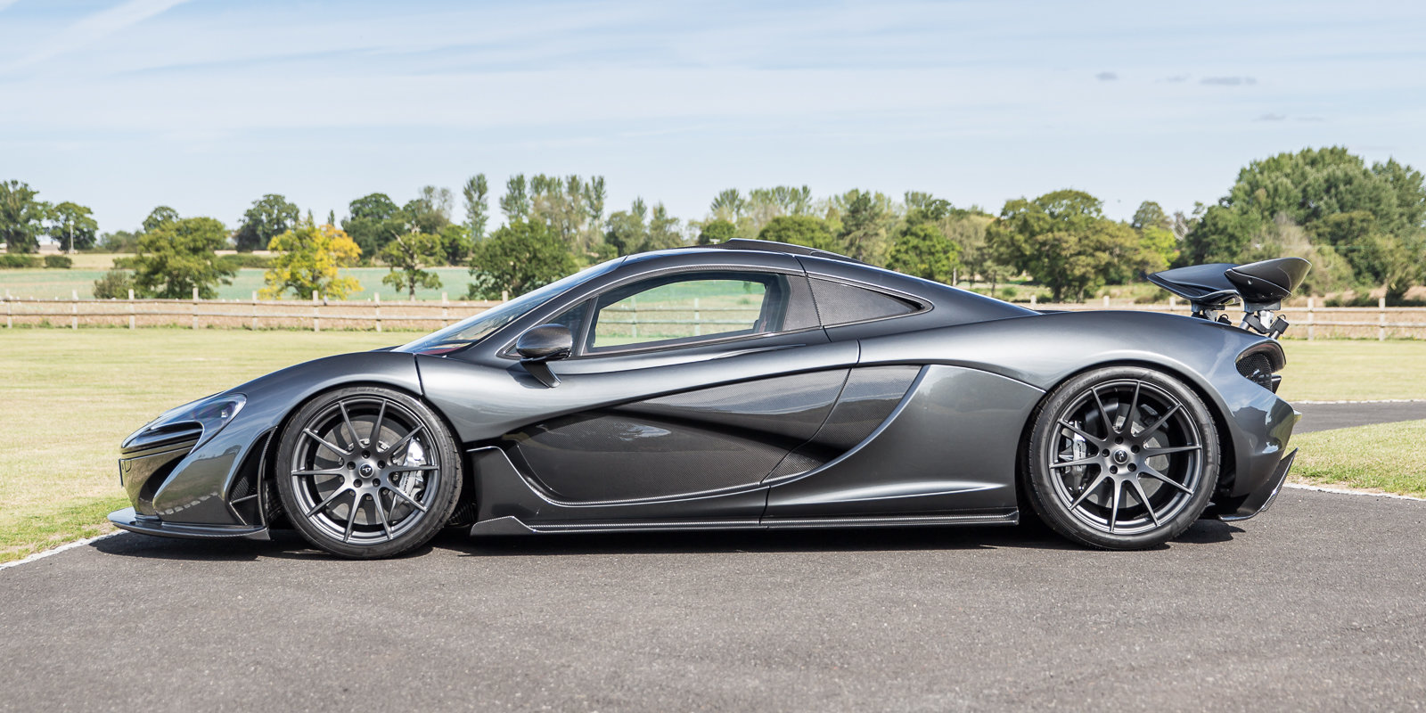 2014 McLaren P1 - UK Supplied, 1 owner & just had major service For Sale (picture 4 of 6)