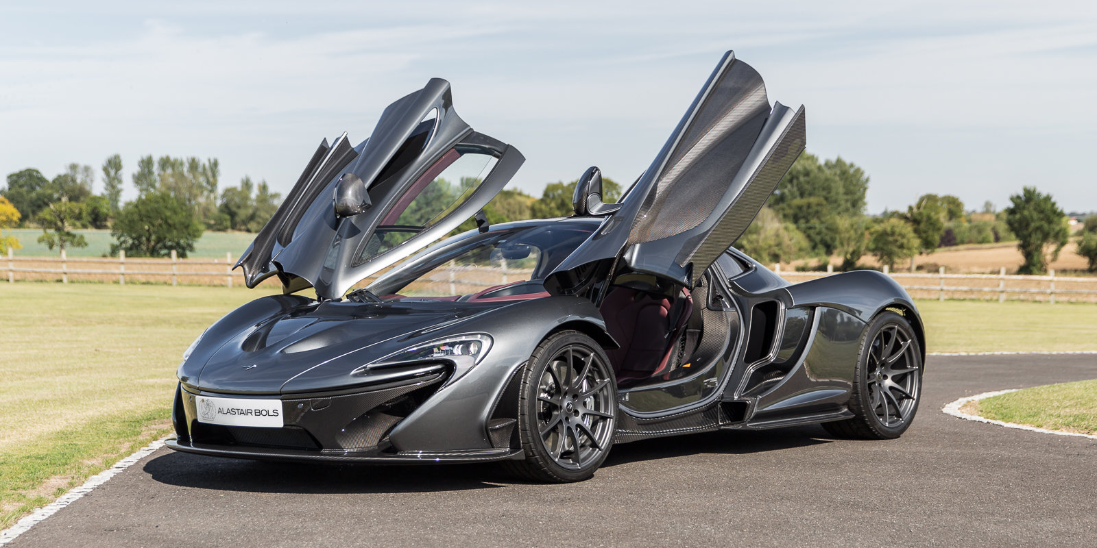 2014 McLaren P1 - UK Supplied, 1 owner & just had major service For Sale (picture 6 of 6)
