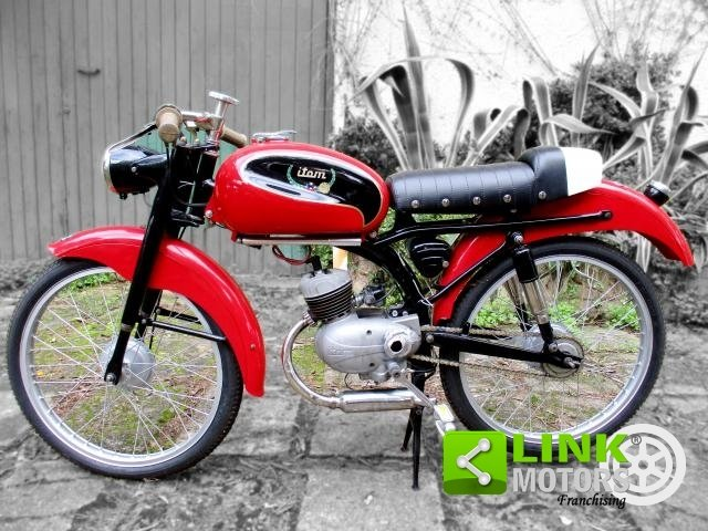 ITOM ASTOR SPORT 50 (1958) RESTAURATO For Sale (picture 1 of 6)
