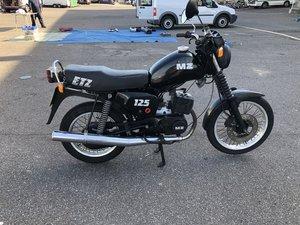 1992 MZ ETZ 125cc