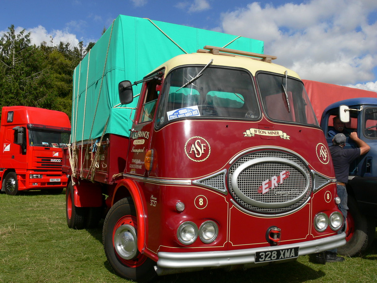 1962 ERF KV For Sale (picture 1 of 6)