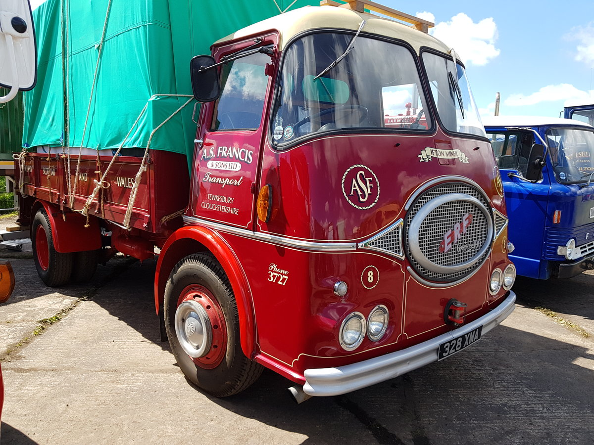 1962 ERF KV For Sale (picture 2 of 6)