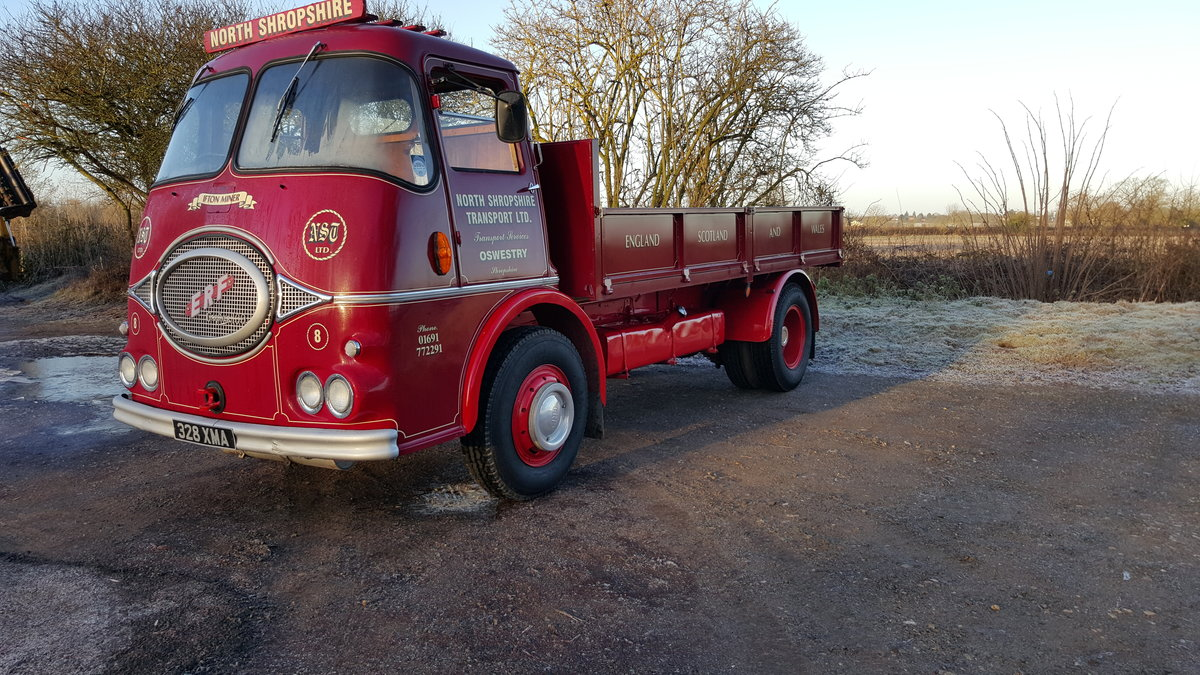 1962 ERF KV For Sale (picture 6 of 6)