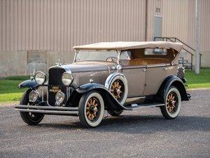 1930 Marquette Model 35 Five-Passenger Phaeton  For Sale by Auction