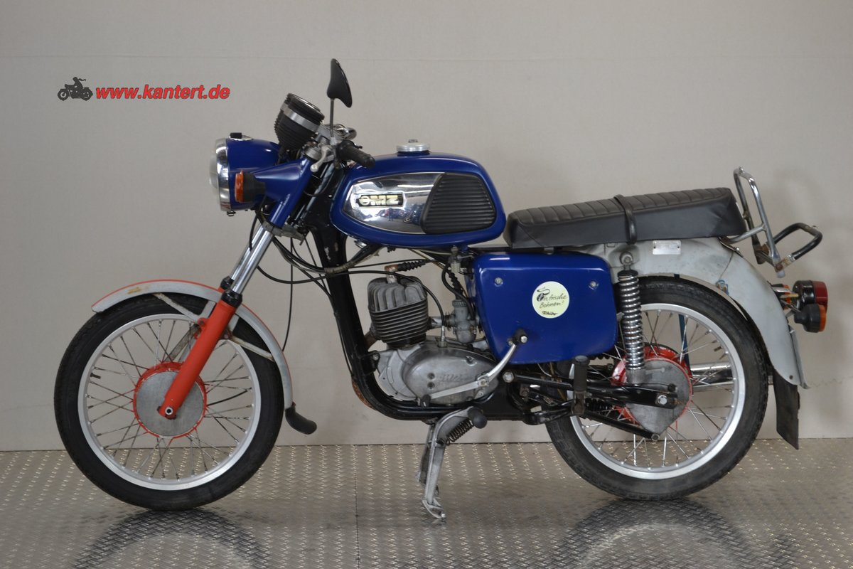 1979 MZ TS 150, 149 cc, 8 hp For Sale (picture 2 of 6)
