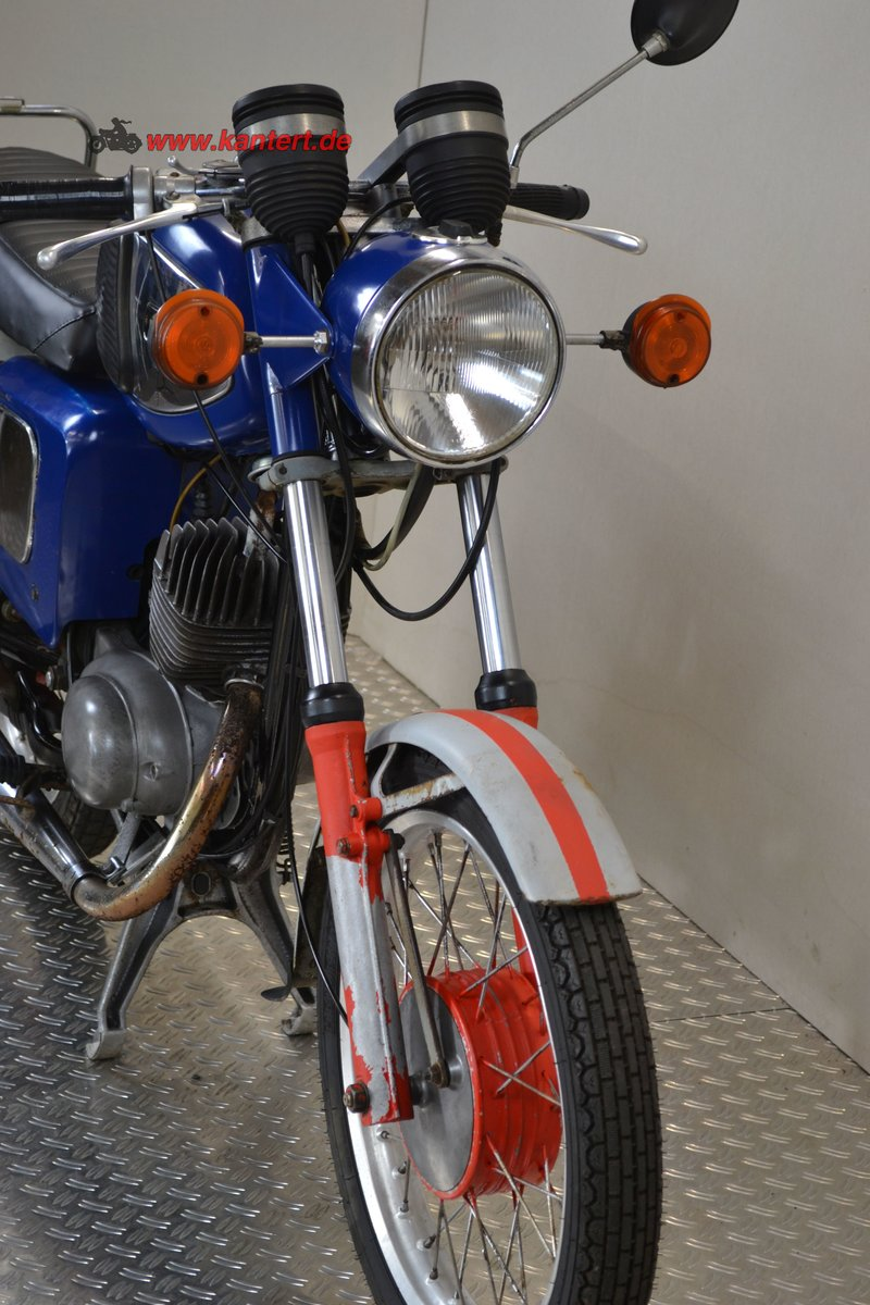 1979 MZ TS 150, 149 cc, 8 hp For Sale (picture 3 of 6)