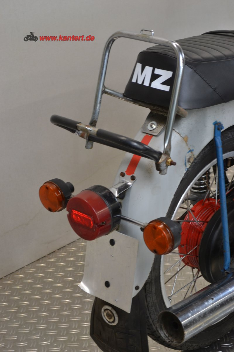 1979 MZ TS 150, 149 cc, 8 hp For Sale (picture 4 of 12)