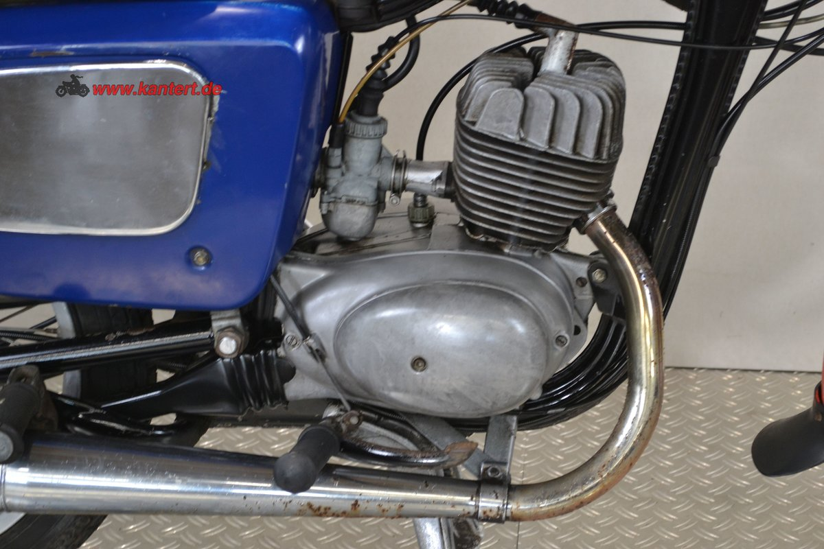 1979 MZ TS 150, 149 cc, 8 hp For Sale (picture 5 of 6)