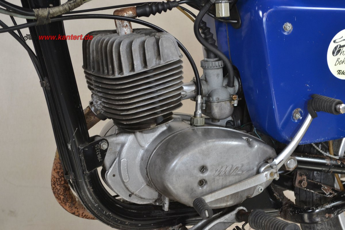 1979 MZ TS 150, 149 cc, 8 hp For Sale (picture 6 of 6)