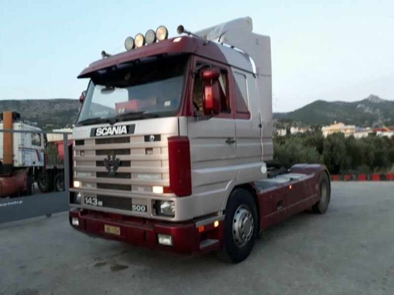 1995 SCANIA 143  500PS   4X2 For Sale (picture 1 of 6)