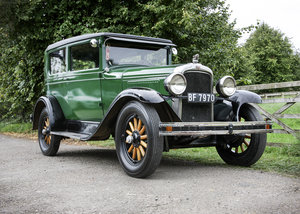 1928 Pontiac 6-28 2-door Sedan Just £8,000 - £10,000