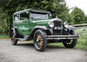 1928 Pontiac 6-28 2-door Sedan Just £8,000 - £10,000 For Sale by Auction