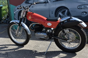 1972 A Montesa Cota 247, fully restored 05/10/2019 For Sale by Auction