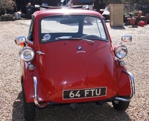 1959 BMW Isetta 300 Bubble