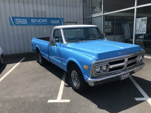 1972 GMC C10 350 V8 Long Bed For Sale